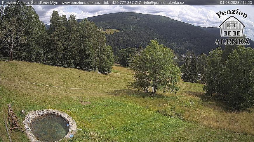 Webcam Skigebiet Spindlerm�hle cam 39 - Riesengebirge