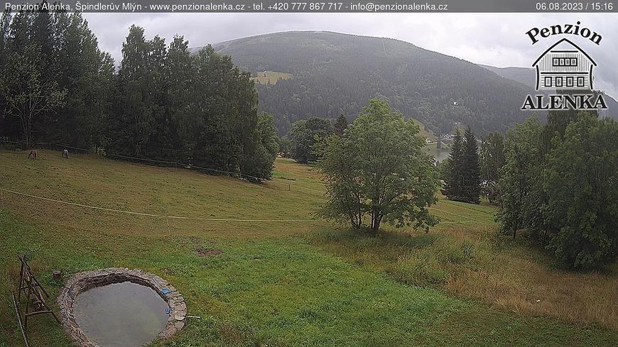 Webcam Skigebiet Spindlermühle cam 41 - Riesengebirge