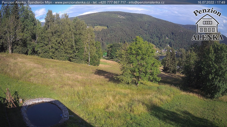 Webcam Ski Resort Spindleruv Mlyn cam 40 - Giant Mountains