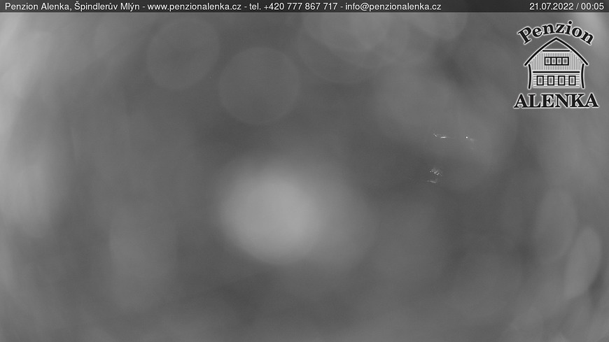 Webcam Skigebied Spindleruv Mlyn cam 41 - Reuzengebergte